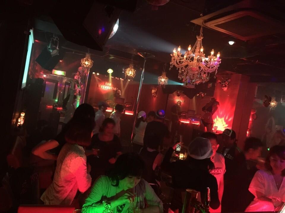 「新宿 ネオマスカレード」の画像検索結果