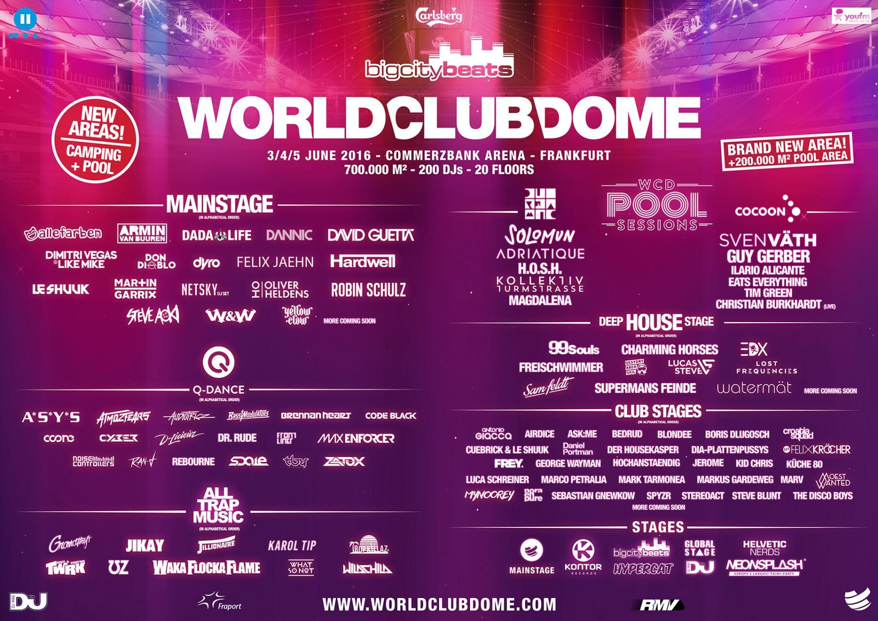 World single club