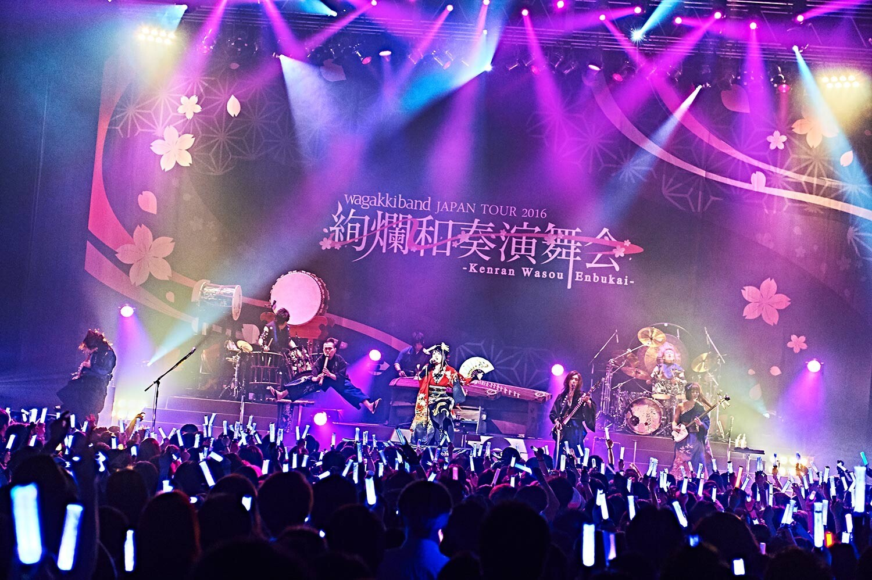 東京での和楽器バンド