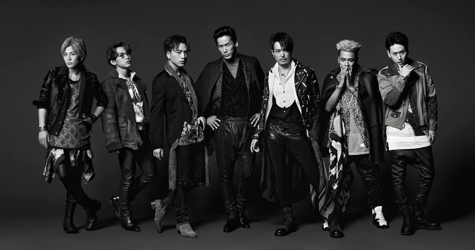 Iflyer 三代目 J Soul Brothers Live