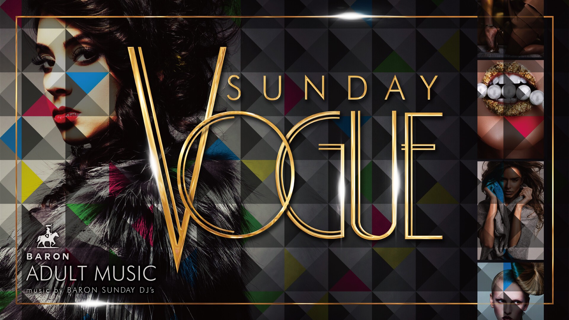 iFLYER: SUNDAY VOGUE at BERG OSAKA, Osaka