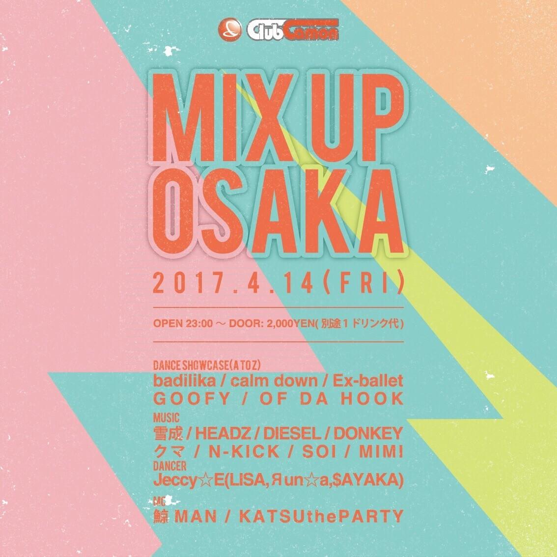Hook up Osaka