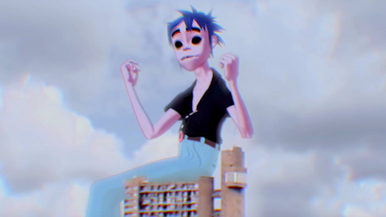 Gorillazがサプライズで「Sleeping Powder」MVを発表!