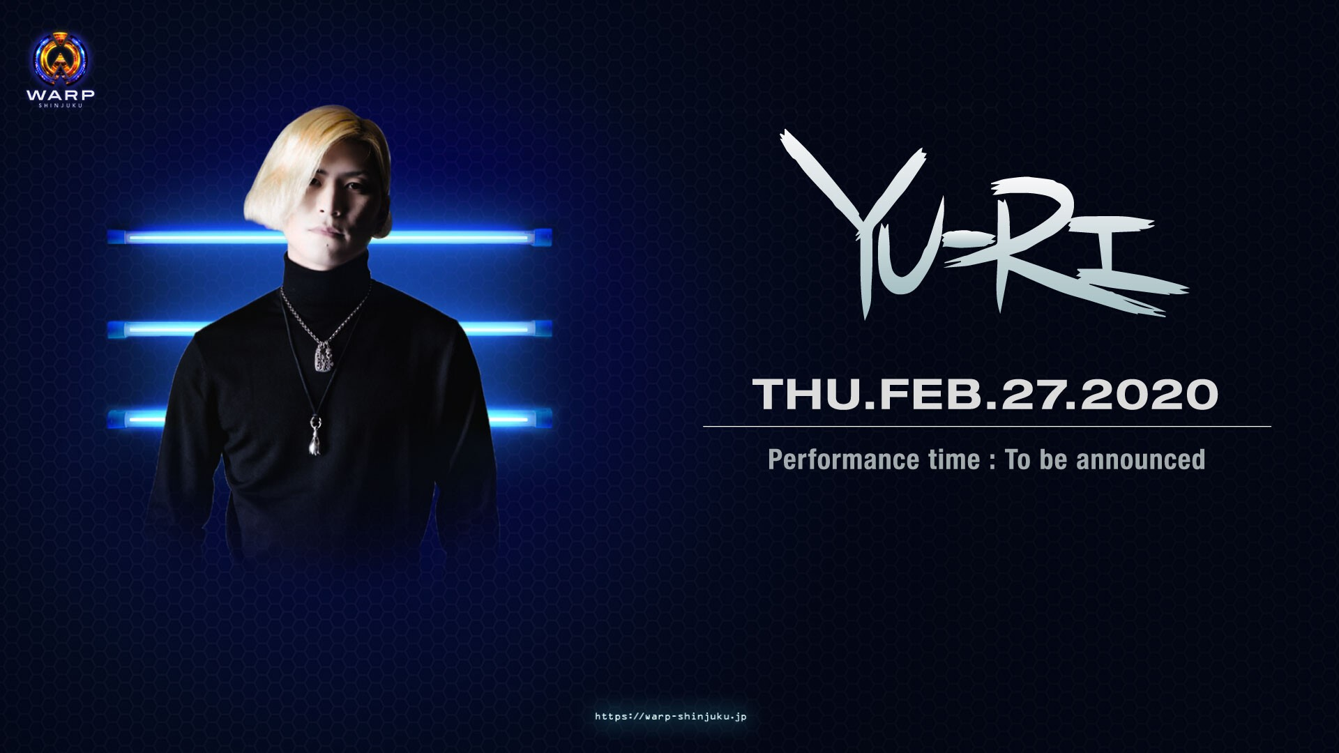 SP Guest:DJ YU-RI