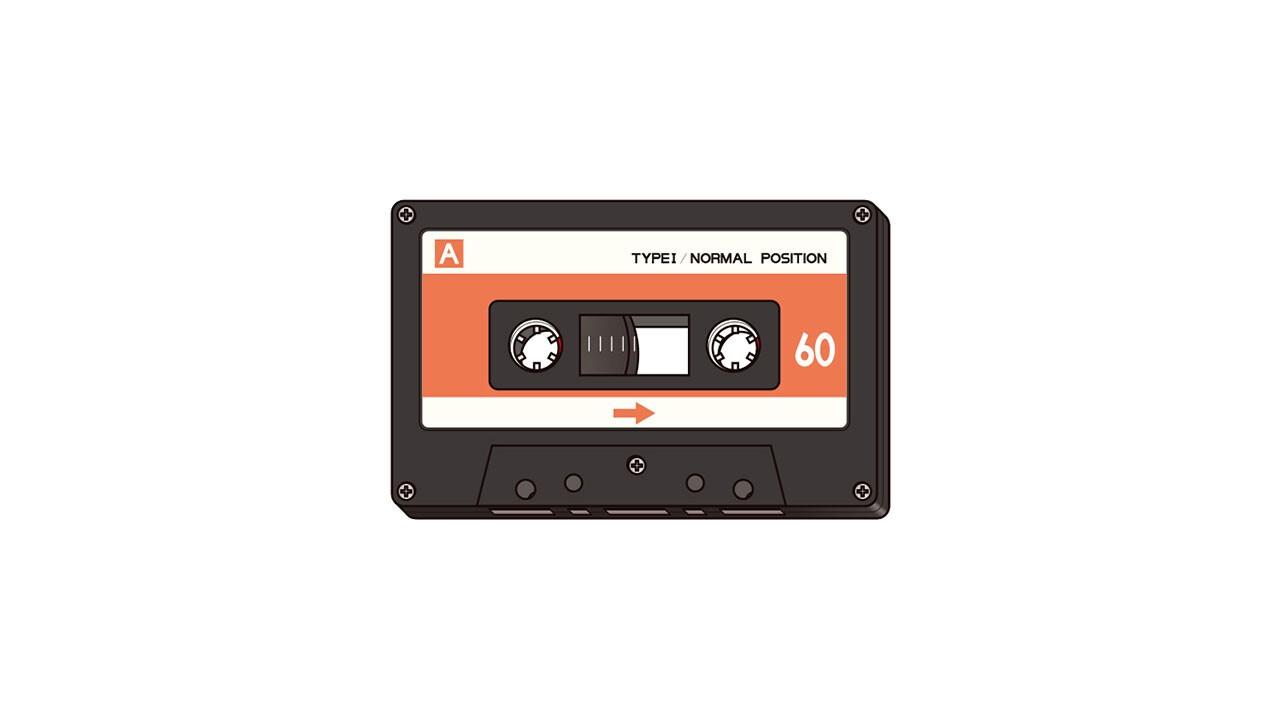 2020年、イギリスにおけるカセットテープの売上がそれまでの2倍に…!