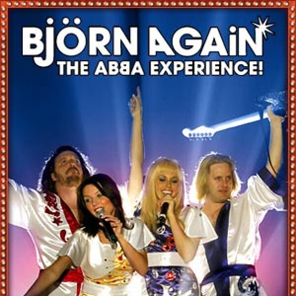 iFLYER: Björn Again / About - BAND