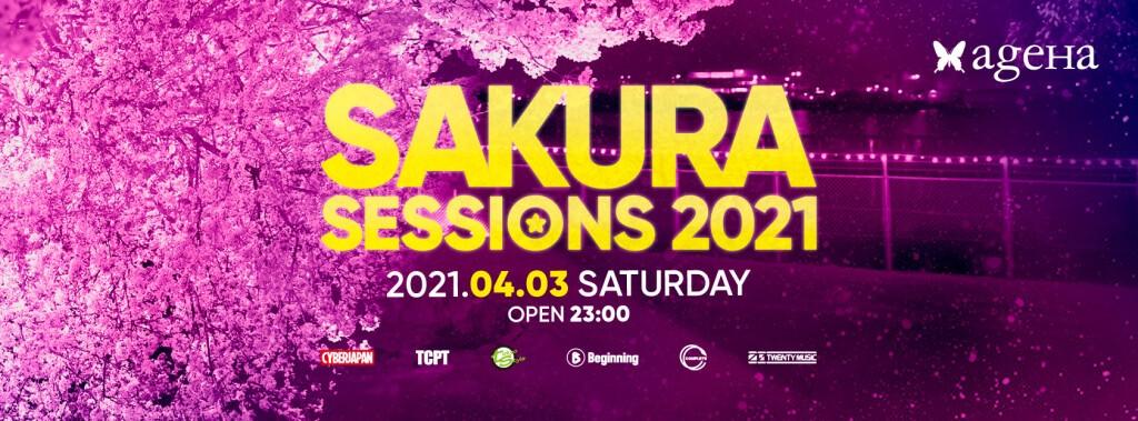 SAKURA SESSIONS feat. BIKINI NIGHT 2021