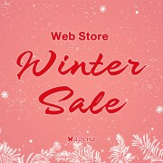ageHa Web Store Winter Sale 開催中!!