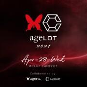 渋谷 CLUB CAMELOTにてコラボイベント「ageLOT2021」開催決定!!