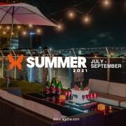 """7月3日(土)より「ageHa SUMMER 2021」スタート!! 人気シャンパン「G.H.MUMM」コラボの""""MUMM LOUNGE""""がオープン"""