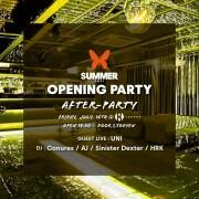 大盛況となった7月3日「ageHa SUMMER OPENING」のアフターパーティーを渋谷・R-LOUNGEで7月16日金曜に急遽開催!!
