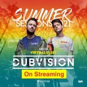 7月24日(土) SUMMER SESSIONS「DubVision Virtual DJ set」再配信