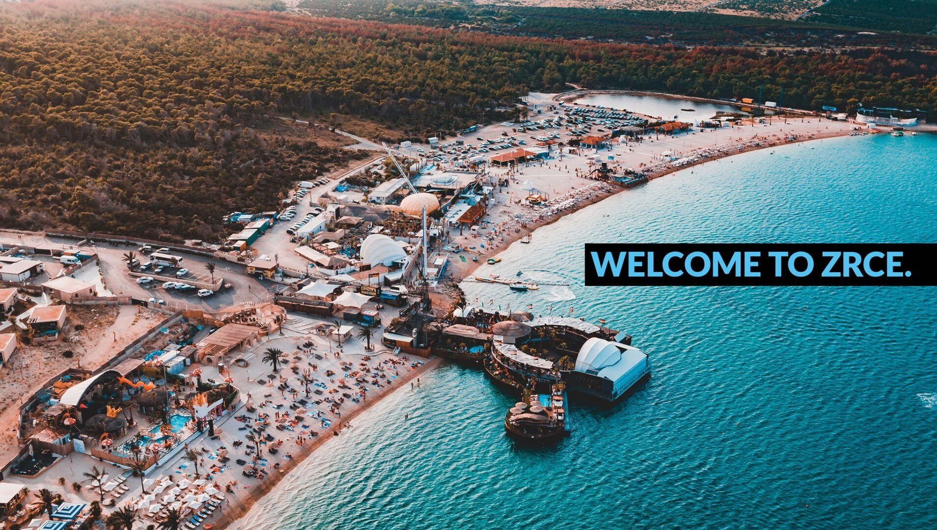 クロアチアにて新たなPsytrance(サイトランス)フェス『Xistence Festival』が2021年7月12日~15日に開催決定