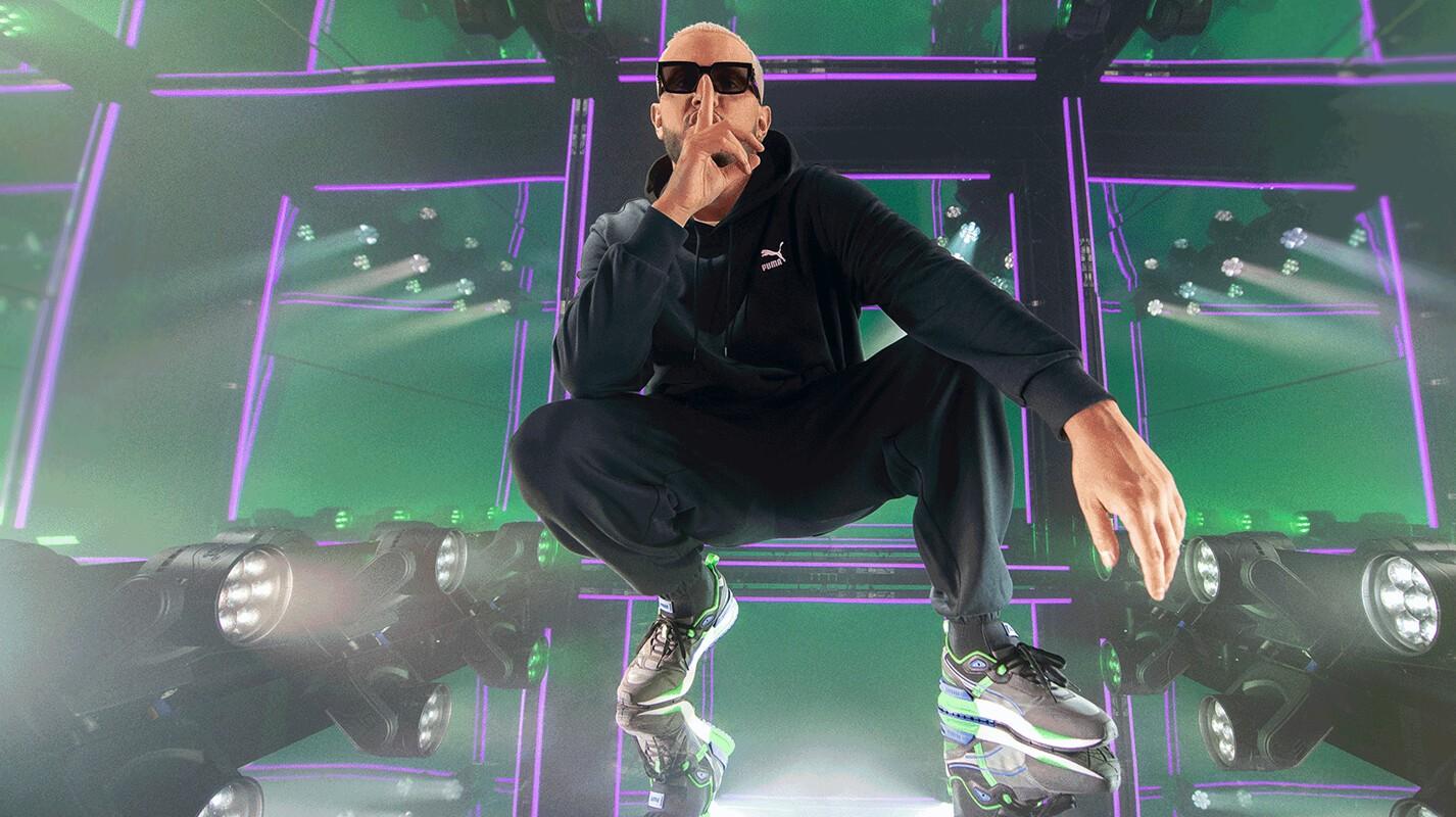 DJ Snake(DJ スネーク)がアンバサダーを務める『PUMA(プーマ)』の新作スニーカー「Mirage Tech」販売中!
