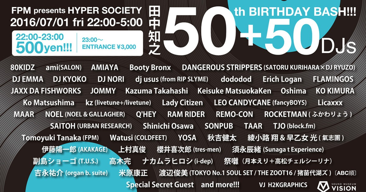 SPECIAL 50TH ANNIVERSARY LISTING