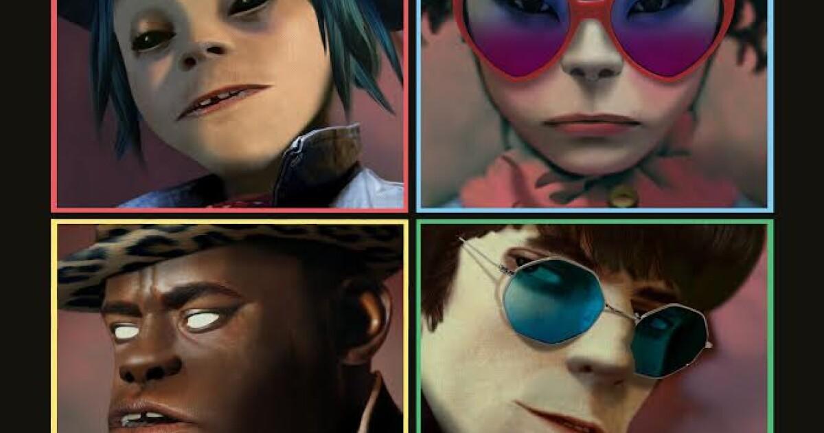 フジロック初日ヘッドライナーも決定したGORILLAZ、6年ぶりとなるニュー・アルバム『Humanz』より、新曲を公開!