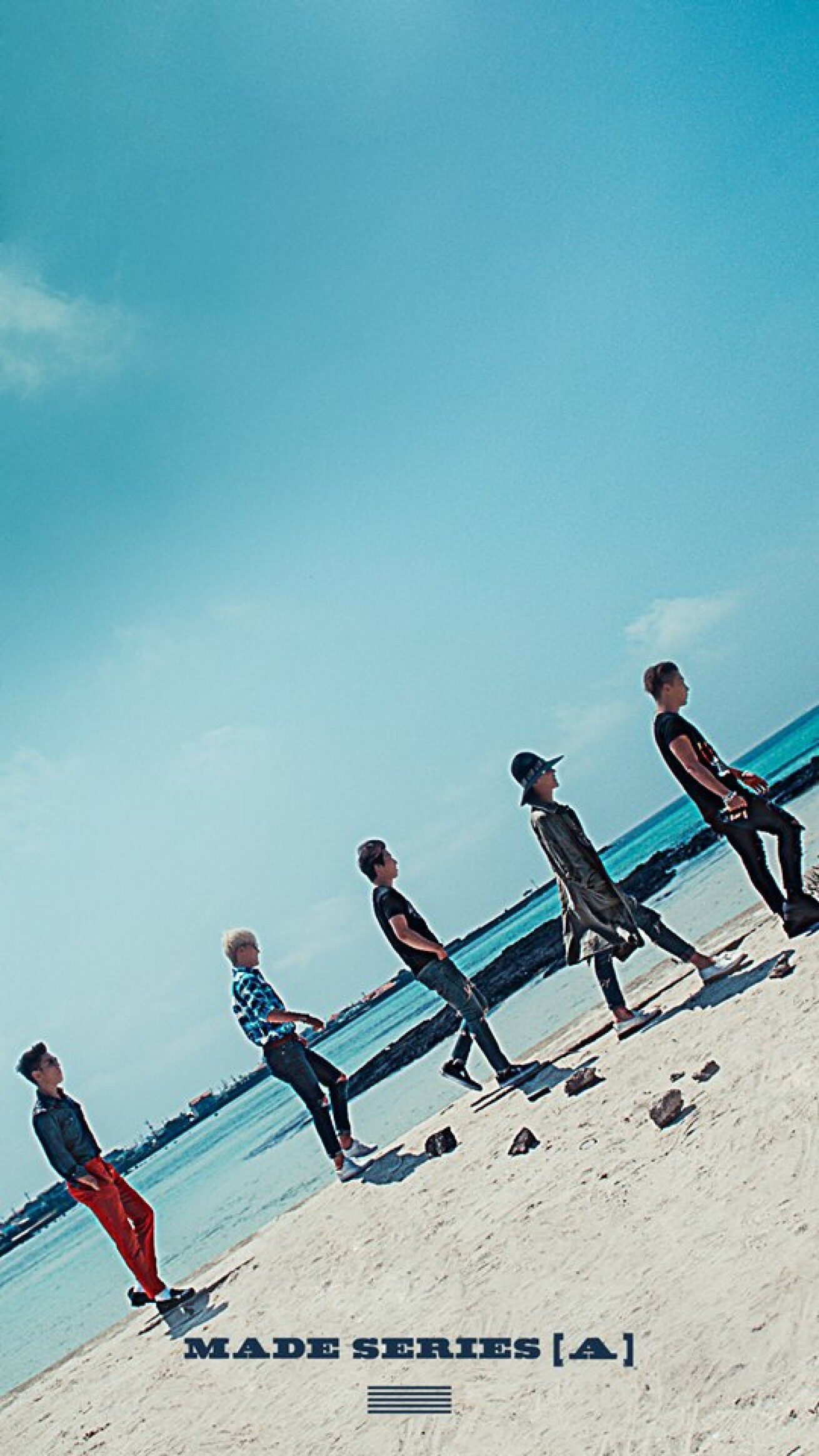 Iflyer Bigbang 新曲 We Like 2 Party のミュージックビデオを公開